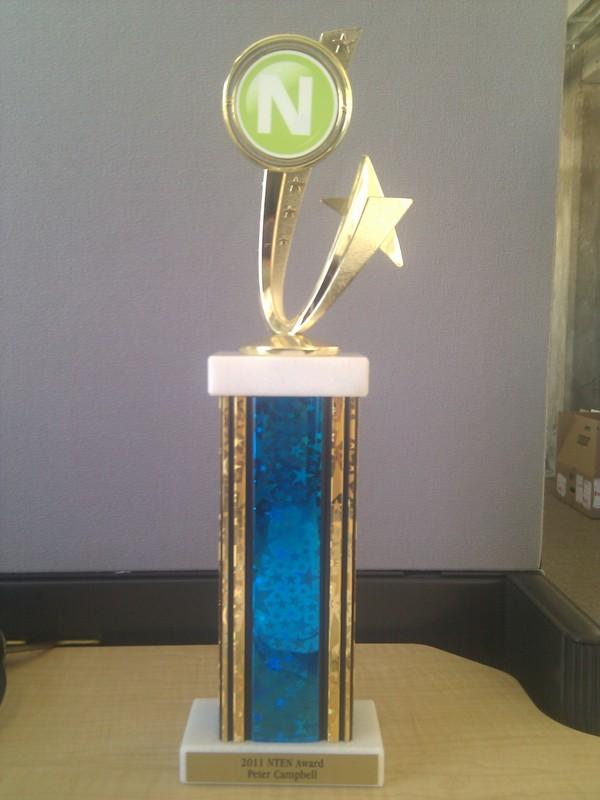 NTEN Award 2011