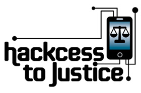 Hackcess to Justice Logo
